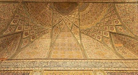 گنبد های فیروزه ای اصفهان