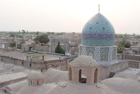اردستان,جاذبه های گردشگری ازدستان