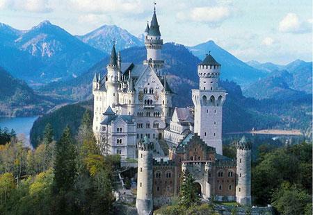 زیباترین مکانهای روی زمین