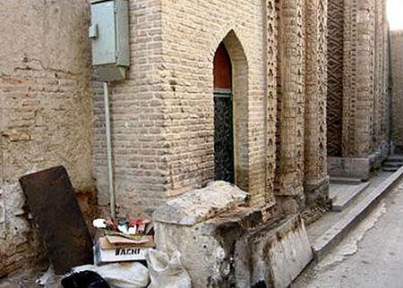 عکس مسجد جورجیر اصفهان