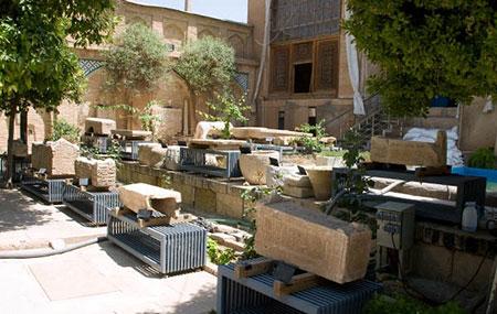 تکیهی هفتتنان در شیراز