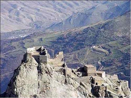 دژ بابک,قلعه جمهور