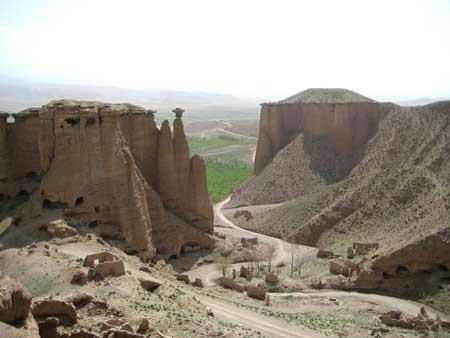 عکس های قلعه بهستان,قلعه بهستان استان زنجان