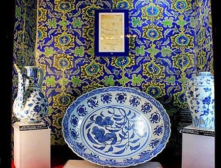 بقعه شیخ صفی اردبیلی,معماری بقعه شیخ صفی اردبیلی