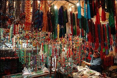 بازار های قدیمی کرمانشاه,جاذبه های گردشگری کرمانشاه