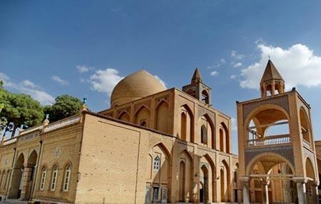عکس کلیسای وانک,تصاویر کلیسای وانک اصفهان