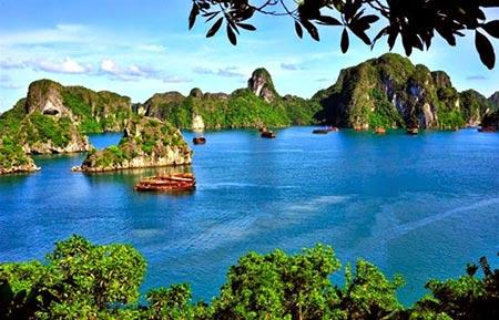 ویتنام,گردشگری ویتنام,جاهای دیدنی ویتنام