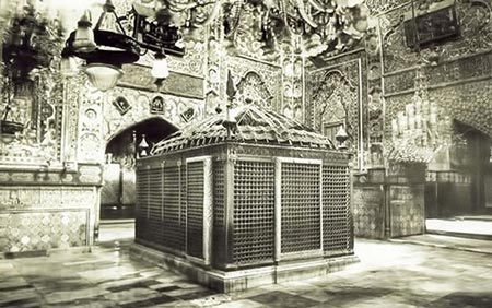 آدرس موزه آستان قدس رضوی،موزه آستان قدس مشهد