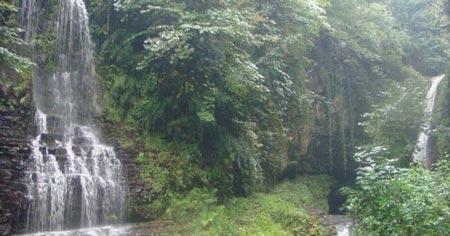 آبشار زمرد,آبشار زمرد,تصاویر آبشار زمرد