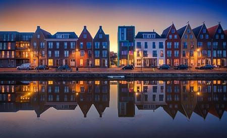 مکانهای تفریحی هلند