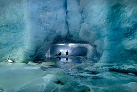 بهترین غارهای جهان,ترسناک ترین غارهای جهان