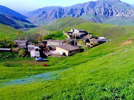 روستای خان كندی در اردبیل, گردشگری