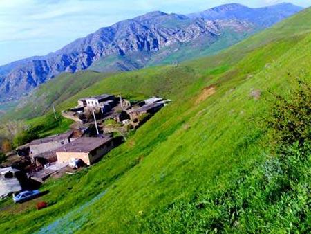 خان کندی,روستای خان کندی,تصاویر روستای خان کندی