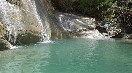 سیستان و بلوچستان,آبشارهای سیستان و بلوچستان