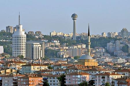 جاهای دیدنی ترکیه, بهترین وقت سفر به آنکارا