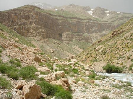روستای خفر سمیرم,روستای خفر اصفهان