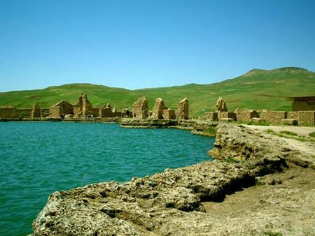 تخت سلیمان,تصاویر تخت سلیمان