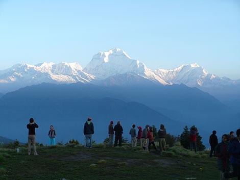 آناپورنا کجاست,کوه آناپورنا کجاست