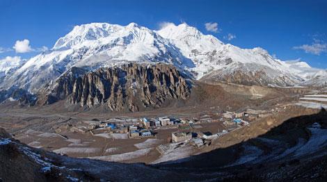 آناپورنا کوهنوردی،قله آناپورنا