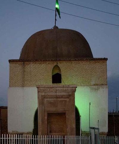 بقعه  شیخ یوسف سروستانی کجاست,آرامگاه  شیخ یوسف سروستانی