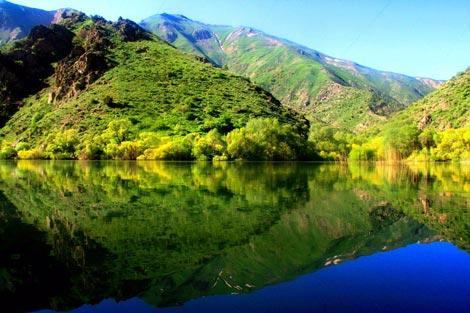 روستای مارمیشو,ماهیگیری در دریاچه مارمیشو