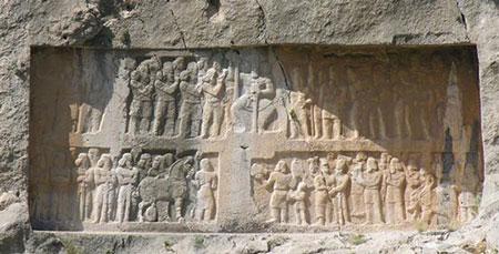 غار شاپور,موقعیت مکانی غار شاپور