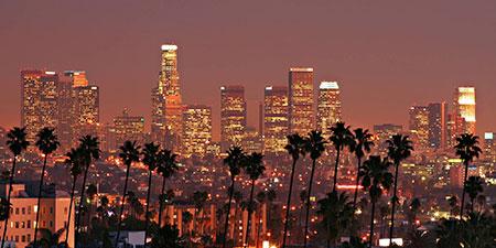 دیدنی های لس آنجلس, جاذبه های گردشگری لس آنجلس