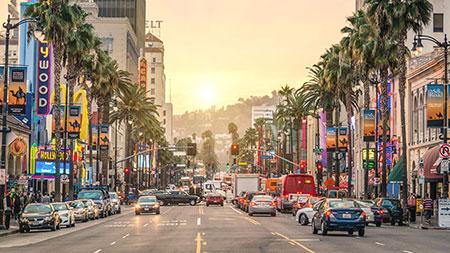 درباره لس آنجلس