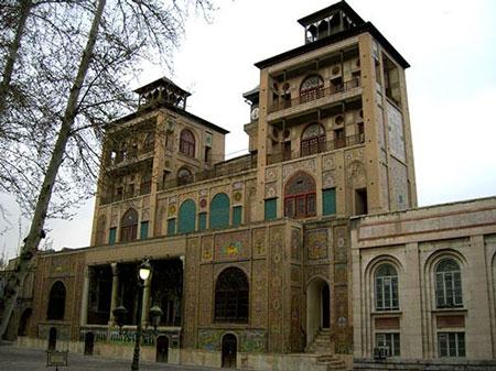 جاهای دیدنی تهران