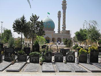 تصاویر امامزاده طاهر کرج,مشاهیر امامزاده طاهر