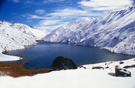 دریاچه گهر،دریاچه گهر لرستان