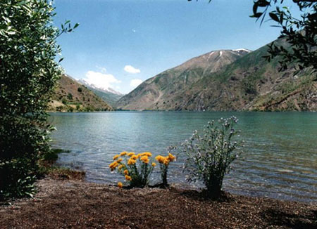 دریاچه گهر کجاست,تصاویر دریاچه گهر