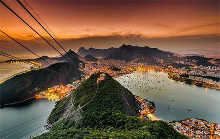 برترین مقاصد گردشگری در آمریکای جنوبی