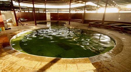بهترین چشمه های آب گرم ایران,جالبترین چشمه های آب گرم