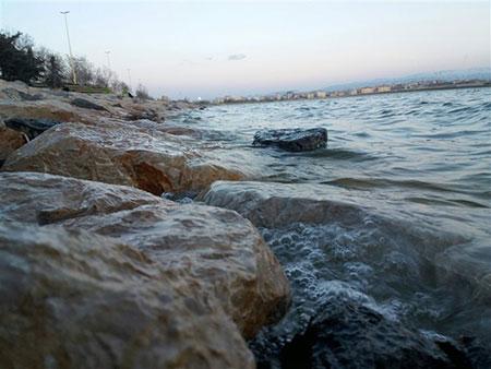 عکس های دریاچهٔ شورابیل,دریاچهٔ شورابیل کجاست