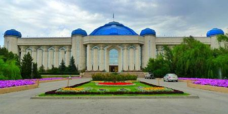 جاهای دیدنی آلماتی قزاقستان،قزاقستان،دیدنی های قزاقستان