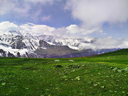 مازیچال,روستای مازیچال،دهکده مازیچال