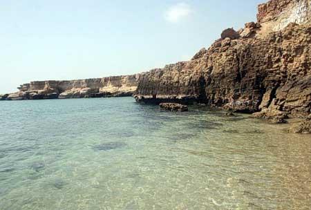 دنج ترین جزیره جنوب