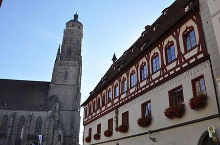نوردلینگن آلمان,کلیسای شهر نوردلینگن