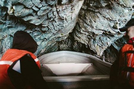 غارهای مرمرین،غارهای مرمرین شیلی