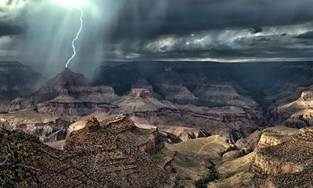 Grand Canyon؛ آمریکا