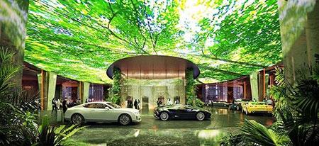 هتل رزمونت دبی
