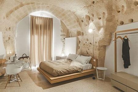 غارهای ماترا در جنوب ایتالیا