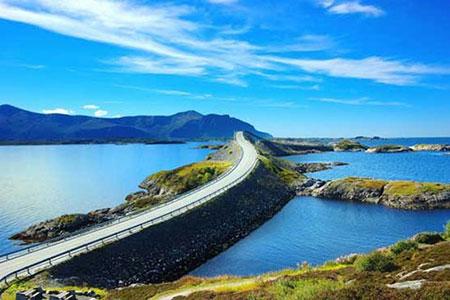 بدترین جاده های جهان,زیباترین و عجیب ترین جاده های جهان
