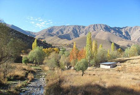 چشمه قلقلک در روستای سرزیارت,گردشگری