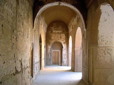 مسجد جامع فهرج در یزد<p style=