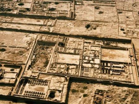 شهر خشتی چان چان,تصاویر شهر خشتی چان چان