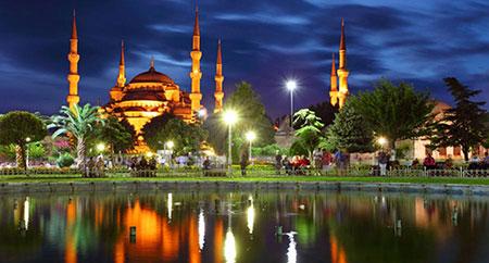 ,تور لحظه اخری استانبول,انواع تور استانبول
