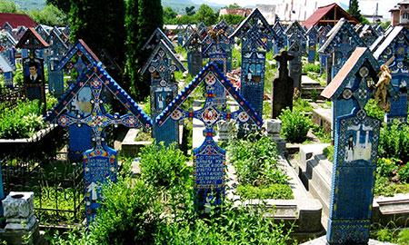 بهترین قبرستان های دنیا