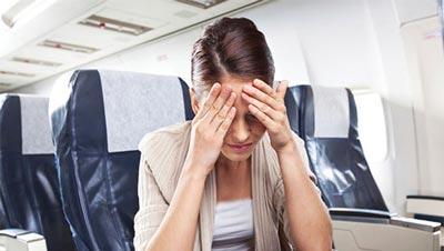 علت هاي بيماري و. استرس در سفر را بشناسيد